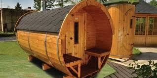 Backyard Sauna Plans by Blog Saunaville Com
