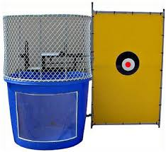 dunk booth rental dunk tank rental slides concessions bounce nation