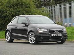 used audi ai for sale used audi a1 2011 black colour diesel 1 6 tdi s line hatchback for