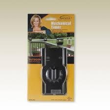 Outdoor Timer With Light Sensor - aurora deck lighting outdoor timer for lights electrical timers