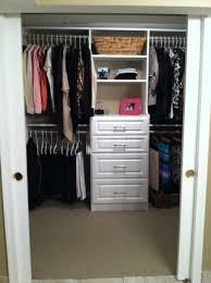 space saving closet systems