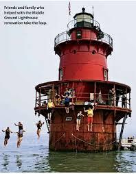 Light Houses Who Owns America U0027s Lighthouses Coastal Living August 2012