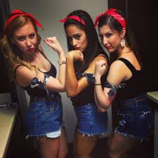 because themed parties are the best parties tsm costume ideas