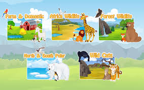 kids learn about animals lite android apps on google play