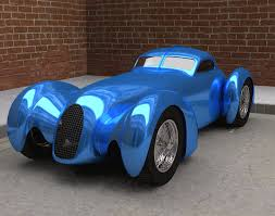 scratch build art deco roadster all metalshaping cars