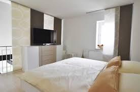 Wohnzimmer Und Schlafzimmer In Einem Ferienwohnung Schönberger Strand Panorama 27