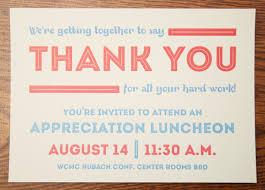 luncheon invitation appreciation luncheon invitation by brian hodges via behance