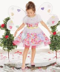 Candy Fairy Halloween Costume Candy Heart Fairy Girls Costume Chasing Fireflies