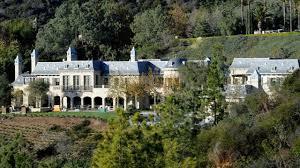 large mansions living wsj