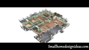 3d luxury home floor plans youtube