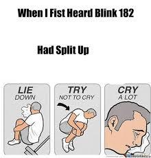 Blink 182 Meme - blink 182 by thomas clayton 167 meme center