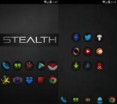 cool icons for android fluitheme by draseart amazing and free android icon pack apk