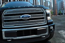 three ways the ford limited does luxury right and interior modern