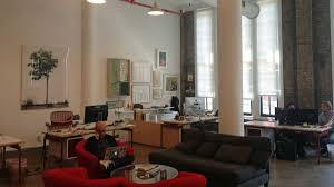 Hot Startups With Inspired Office Design - Living room designs 2013