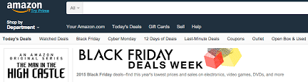 when does amazon mobile app black friday start black friday and cyber monday come early power retail