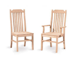 marvelous unfinished kitchen chairs for quality furniture with