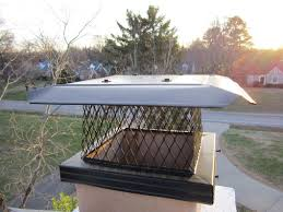 Outdoor Fireplace Caps by Chimney Services Nashville Caps U0026 Dampers 615 364 8987