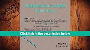 audiobook solidworks 2016 black book gaurav verma for kindle