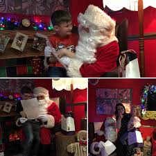 i believe u2013 i met father christmas at hamleys glasgow