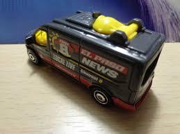matchbox lamborghini aventador j and j toys matchbox monday 14 ford transit news van
