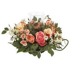 silk flower arrangements nearly candelabrum silk flower arrangement jcpenney
