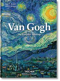 painting book discover gogh the complete paintings taschen books