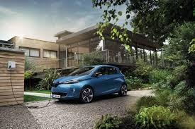 renault zoe electric electric vehicle groupe renault
