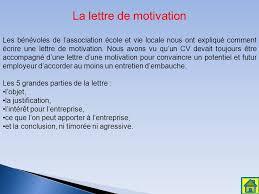 Une Lettre De Motivation Blabla Lettre De Motivation Benevolat Festival 28 Images Une Lettre De