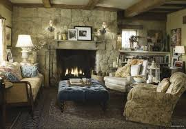 Cottage Style Living Rooms by A Potpourri Of U201ccottage Style U201d Living Rooms Living Winsomely