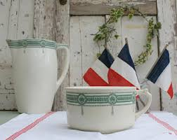 pot de chambre antique pot de chambre ancien f t badonviller 1930