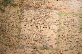Map Buffalo Buffalo Bill U0027s Wild West Visits Clovis New Mexico