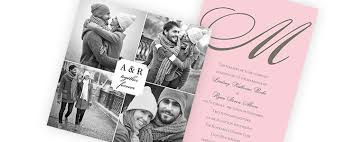 budget wedding invitations affordable wedding invitations pink and