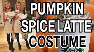 Pumpkin Princess Halloween Costume Diy Pumpkin Spice Latte Halloween Costume