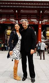 Blind Italian Singer Time To Say Goodbye Andrea Bocelli Wikipedia