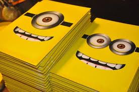 diy minion invitations despicable me minion party planning ideas supplies idea cake decor