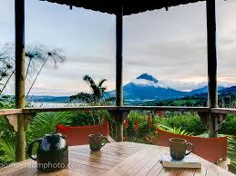 Grand Resort Gazebo by Lake Arenal Stunning Views Of The Lake Homeaway El Millon