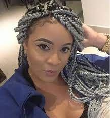 coloured braids reign in town now checkout more photos adelove