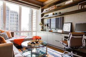 Ideas To Decorate An Office 23 Space Savvy Home Offices That Utilize Their Corner Space