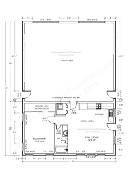 floor plan for a 28 x 36 cape cod house4 bedroom pole barn house