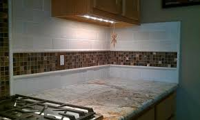 glass mosaic tile kitchen backsplash kitchen back splash travertine sub way and glass mosaic tile