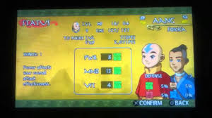 avatar airbender psp gameplay