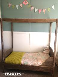 toddler bed do it yourself home projects from ana white diy