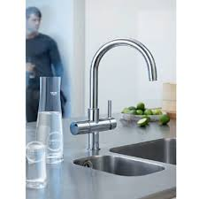filter faucets kitchen sink water filter how to install an instant dispenser faucet