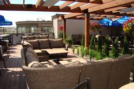 coolest rooftop patios also home design styles interior ideas