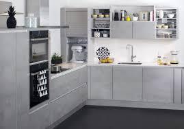 cuisine grise cuisine gris