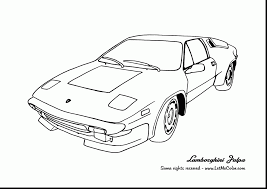 wonderful lamborghini car coloring pages with lamborghini coloring