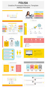 Best Resume Templates Etsy by Resume Template Powerpoint