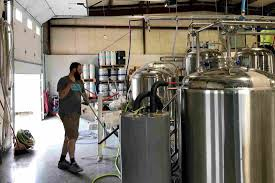 tapping rural america craft breweries pour new life into small