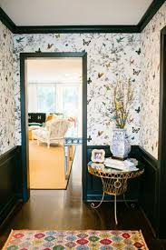 Wallpaper Designs For Home Interiors 217 Best Dazzling Wallpaper Designs Images On Pinterest
