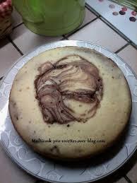 recette de cuisine gateau au yaourt gâteau au yaourt marbré nutella recettes au multicuiseur mijoteur